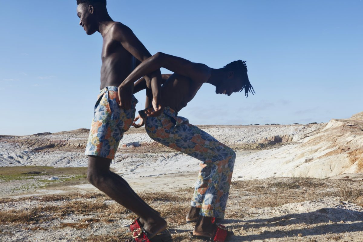 Nicholas Coutts - Africa Is Now Magazine
