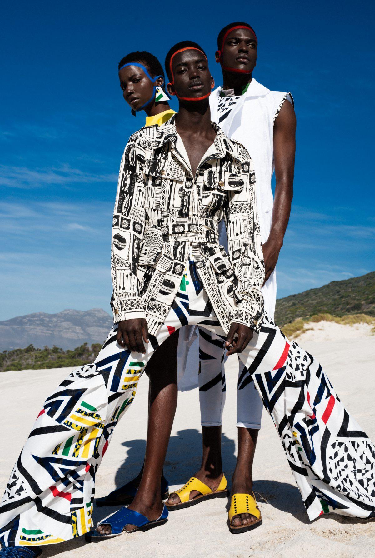 Africa Is Now - IMPRINT SS20