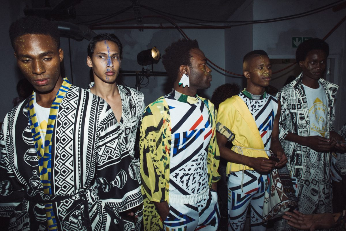 africa is now - sa menswear SS20 - fashion 05