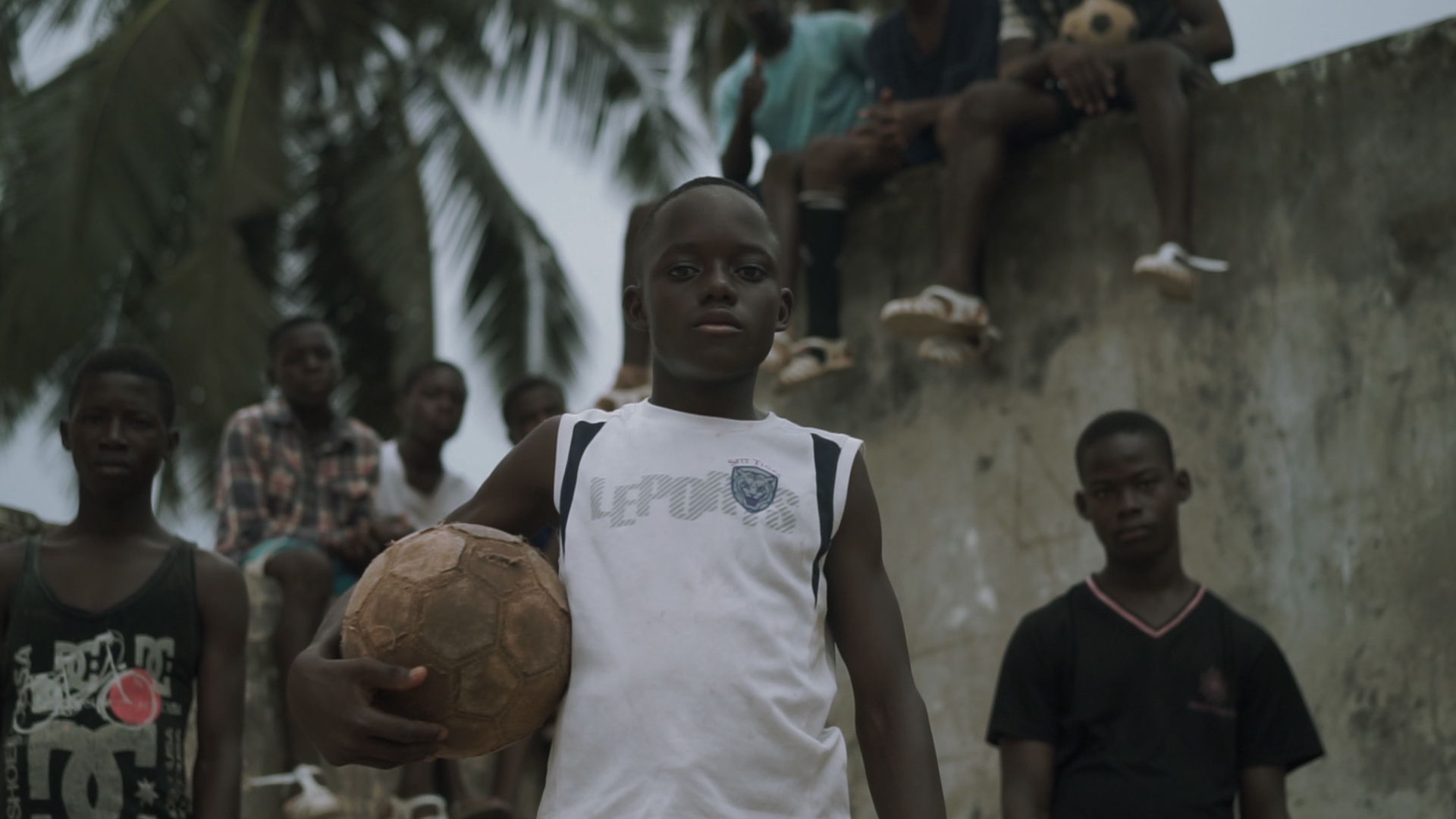 Africa Is Now - Between Lands, Christian Goue, Ivorian filmmaker