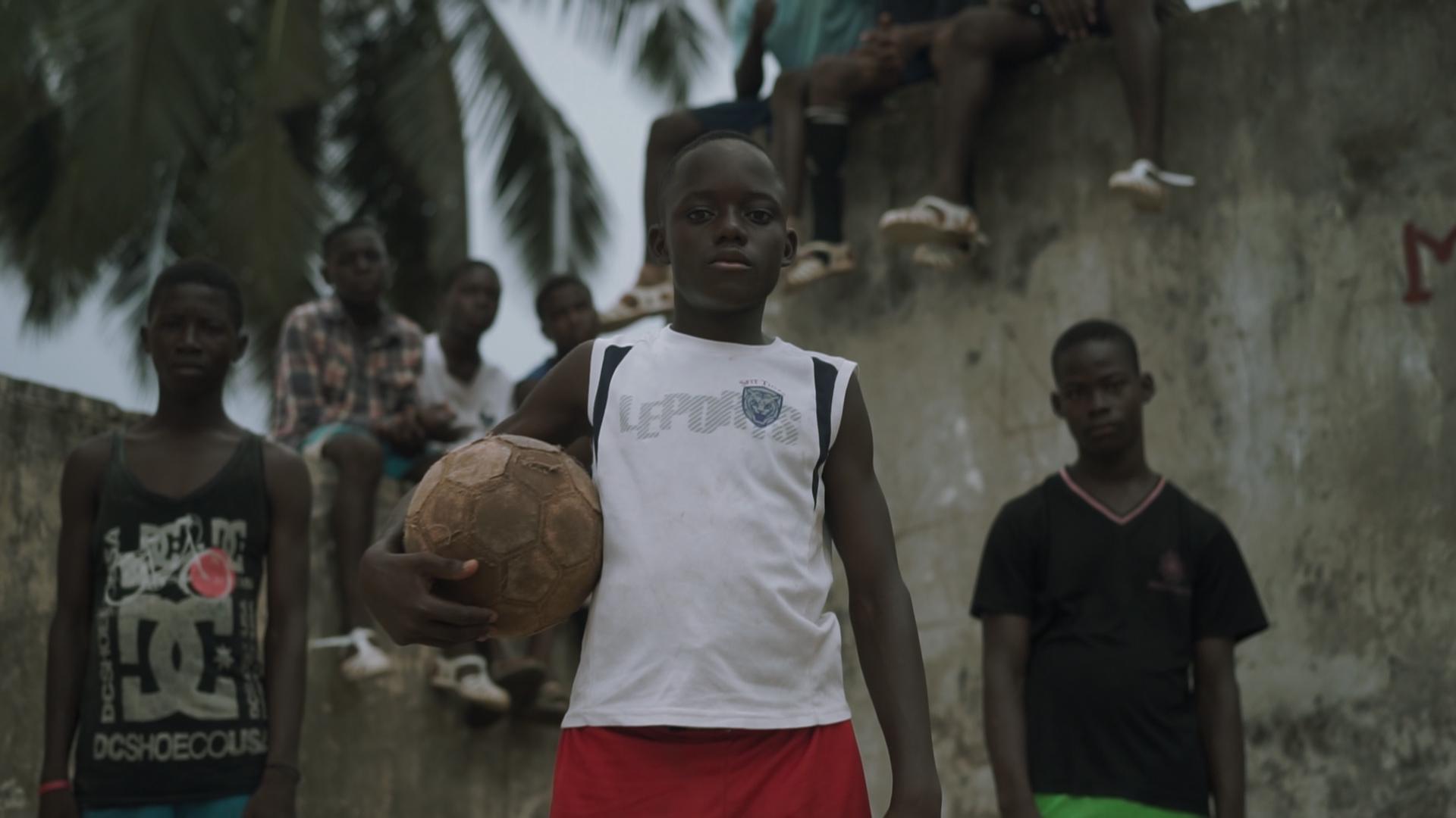 Africa Is Now - Between Lands, Christian Goue, Ivorian filmmaker