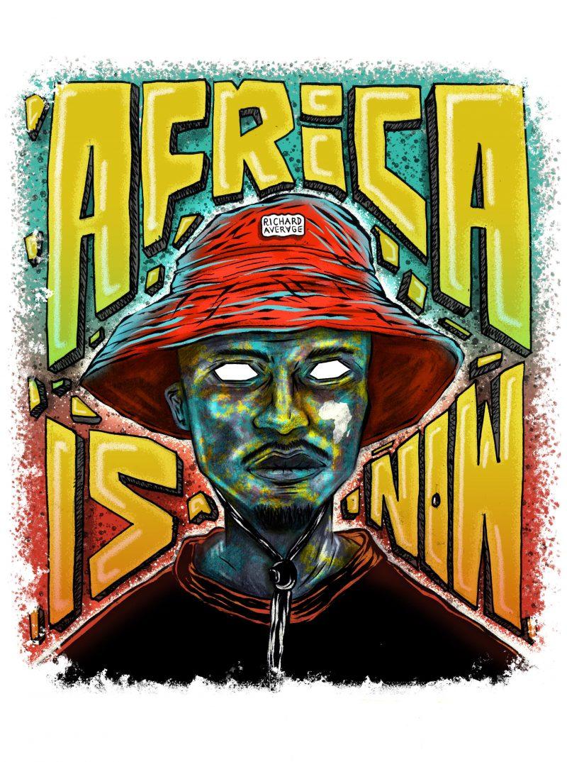 Richard Average - Africa Is Now Magazine