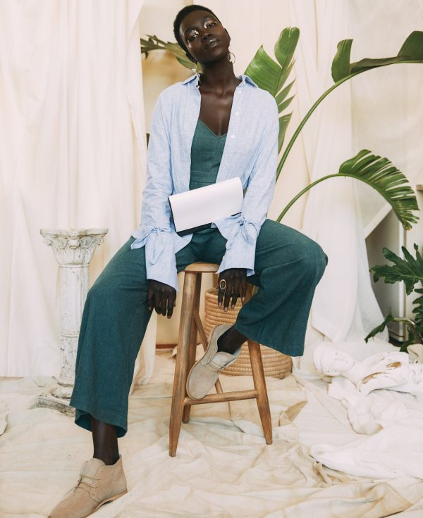 Africa Is Now Magazine - Still Life, support local designers